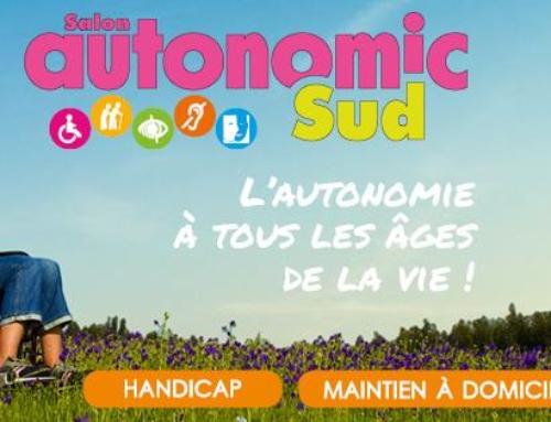 Logo Silver au salon Autonomic de Toulouse !